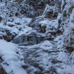 Lodospad w Dolinie Białego