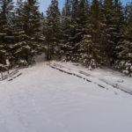 Czerwona Przełęcz (1301 m)