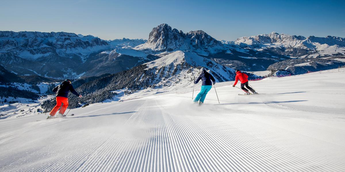 Stoki narciarskie Val Gardena