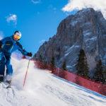 Trasa zjazdowa FIS w Val Gardena