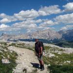 Via Ferraty w Dolomitach