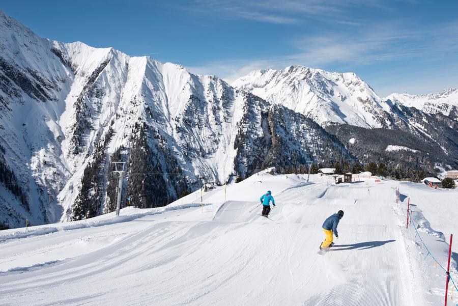 mayrhofner bergbahnen, ahorn, kampagne 2015 FOTO: Frank Bauer