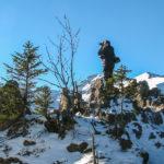 Gęsia Szyja (1489 m) - idealne miejsce na zdjęcia Tatr