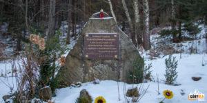 Obelisk upamiętniający Kardynała Stefana Wyszyńskiego