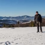Na szczycie Jałowca (1111 m)