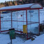 Stryszawa Roztoki - przystanek autobusowy