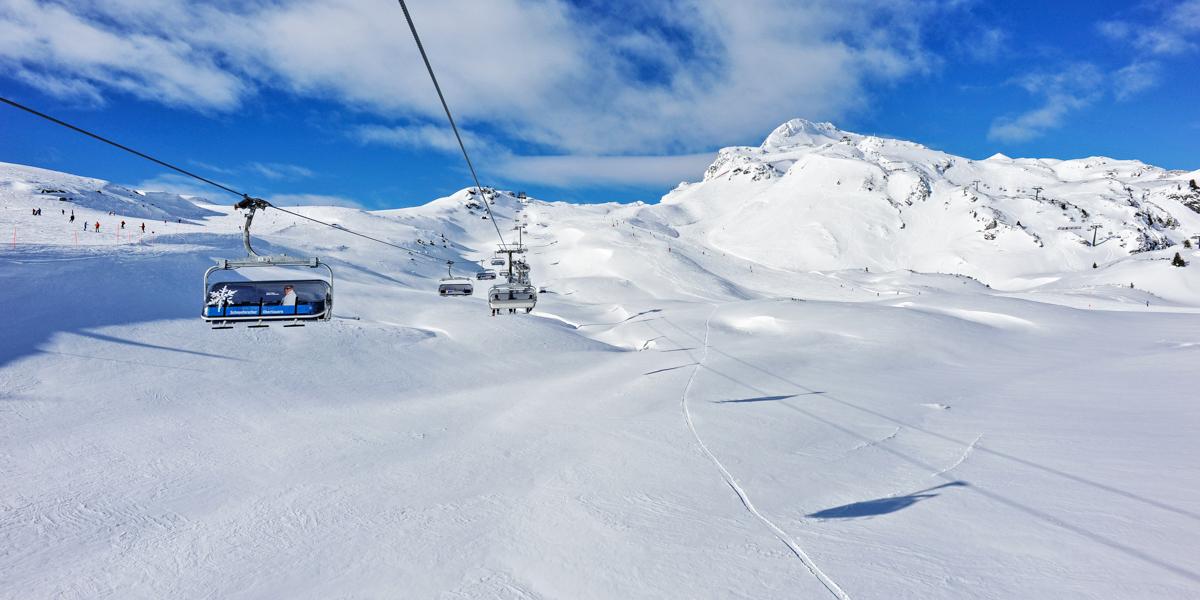 Ośodek narciarski Obertauern ; Tourismusverband Obertauern © 2007 - 2017