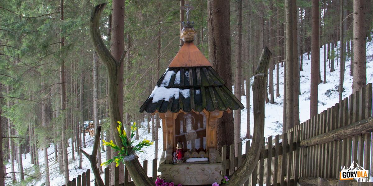 Kapliczka Matki Boskiej Jaworzyńskiej