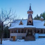 Sanktuarium Matki Boskiej Jaworzyńskiej, Królowej Tatr na Wiktorówkach