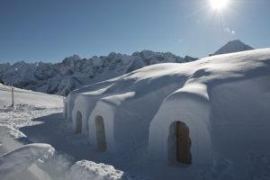 Mayrhofner Bergbahnen - White Loung