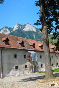 Czerwony Klasztor w słowackich Pieninach