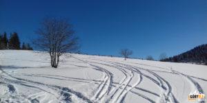 Zimowy Gorc Kamienicki
