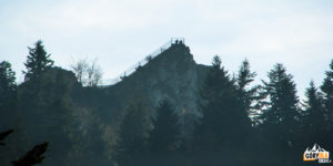 Okrąglica - Szczyt Trzech Koron (982 m)