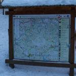 Tablica przy ścieżce edukacyjnej do Rezerwatu Śrubita