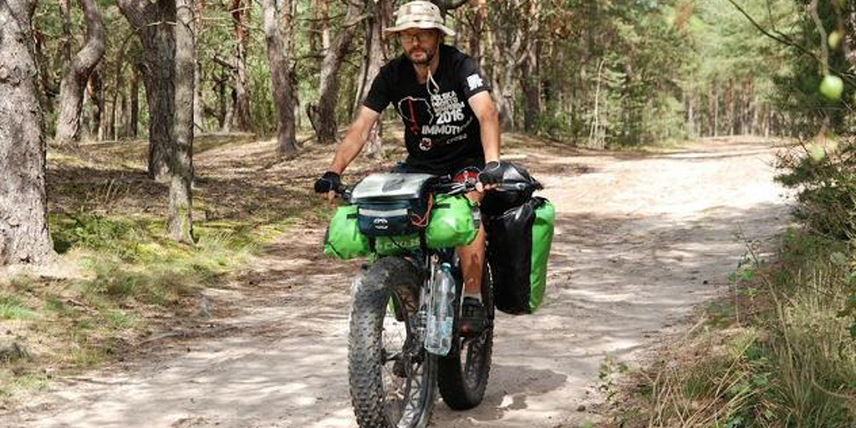Polska Prosto Rowerem 2016 - fot.Marcin Korzonek