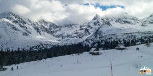 Zimowa Dolina Gąsienicowa - zdj. M.J.P.