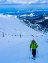 Skitury na Kasprowym Wierchu