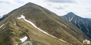 Droga na Starorobociański Wierch (2176 m)