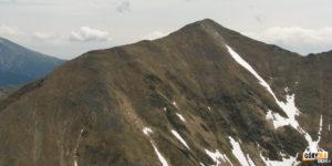 Szczyt Błyszcza (2158 m) i Bystrej (2248 m)
