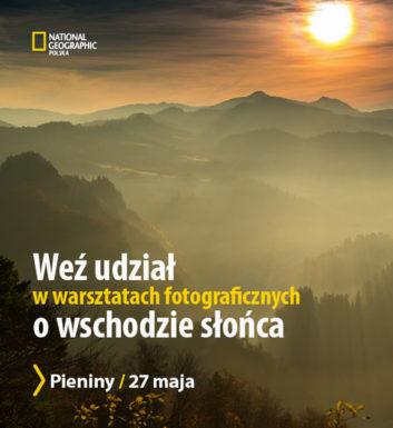 NG warsztaty fotograficzne 2017 - Pieniny