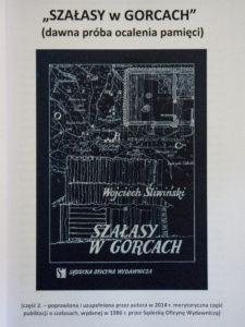 """Wojciech Śliwiński """"Szałasy w Gorcach czyli krajobrazy utracone"""""""