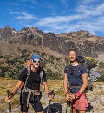 Pacific Crest Trail, fot. Grzegorz Ozimiński i Maciej Stromczyński