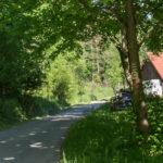 Szlaki z Przełączy Cerla przed Czerwonym Klasztorem