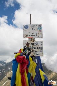 Szczyt Moldoveanu, 2544 m