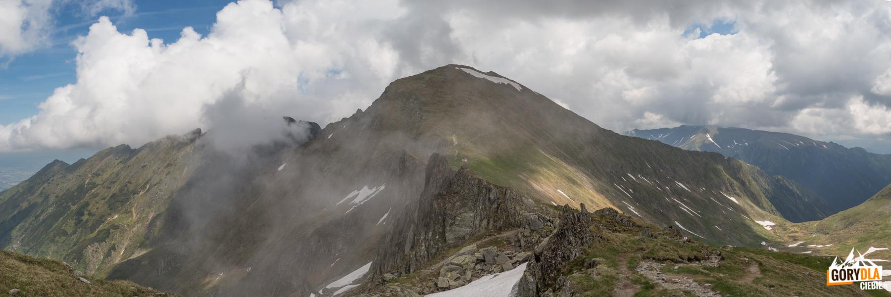 Moldoveanu 2544 m