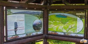 Punkt informacyjny Babiogórskiego Parku Narodowego