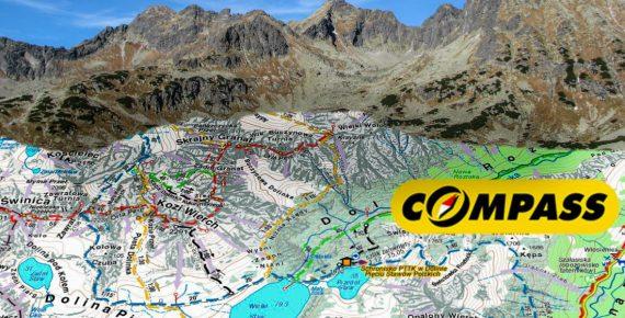 Górskie mapy online