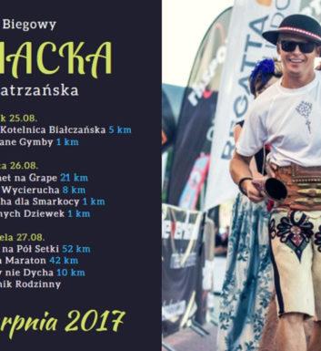 iknik Biegowy Goniacka 2017
