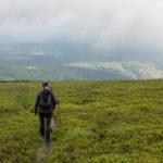 Pod szczytem Pikuja, ścieżka w kierunku Biłasowicy
