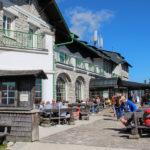 Górna stacja kolejki linowej Rax-Seilbahn