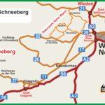 Rax i Hohewand dojazd mapa