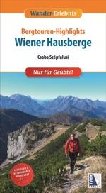 Wiener Hausberge przewodnik 2016