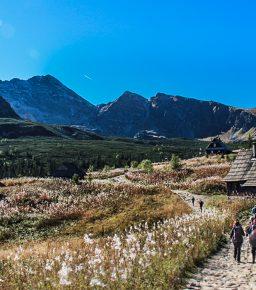 Łatwe letnie trasy tatrzańskie