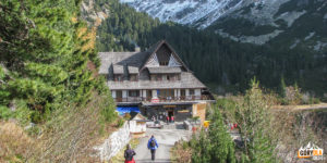 Hotel Górski Popradské pleso
