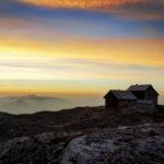 Przed wschodem słońca w Alpach Julijskich