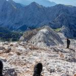 Na grani Triglava (2864 m)
