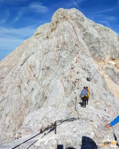 Grań pod Triglavem (2864 m)