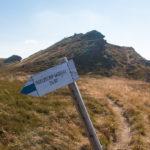 Pod szczytem Krzemienia (1335 m)