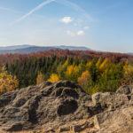 Dwernik Kamień - panorama ze szczytu