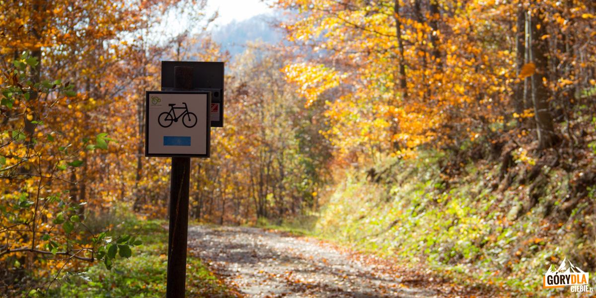 Stokówka zZatwarnicy doNasicznego - jest tociekawa trasa rowerowa