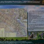 """Tablice informacyjne Lesnego Kompleksu """"Lasy Bieszczadzkie"""""""