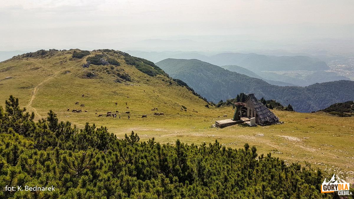 "Velika Planina, zdj. Katarzyna B. ""Ruda"""