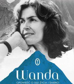 Wanda - okładka książki