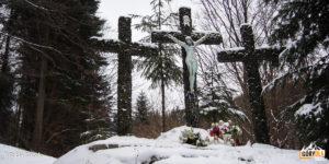 Góra Zamkowa nad Mrukową, zdj. Ela Kozak