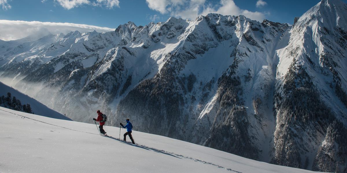 Mayrhofen Ahorn