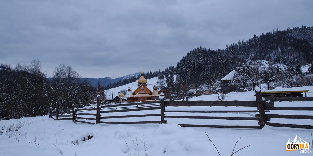Wieś Dzembronia